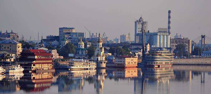 Pasaportsuz Gezilebilen Ülkeler - Ukrayna - Kiev - Genel