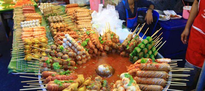 Phuket Adası Balayı - Mutfak