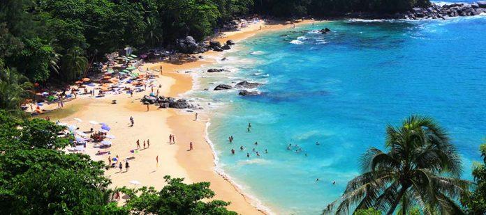 Phuket Adası Balayı - Karon Plajı