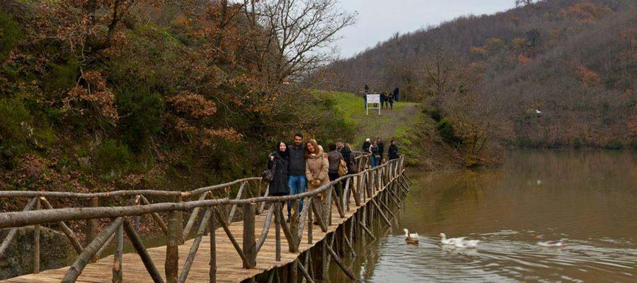İstanbul'un Cennet Köşesi Şile - Yürüyüş Yolu