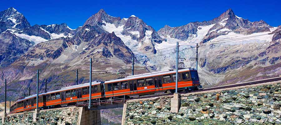 Trenle Avrupa'yı Keşfet - Duraklar