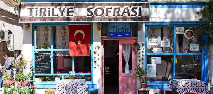 Trilye Gezi Rehberi - Sofra