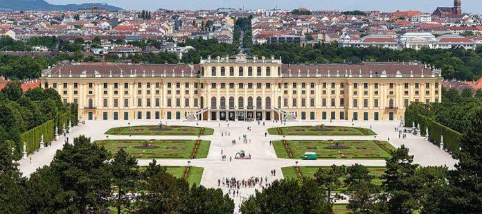 Viyana Gezi Rehberi - Schönbrunn Sarayı