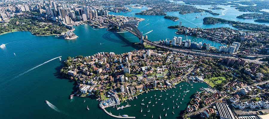 Yılbaşı Tatili İçin 5 Şehir Önerisi - Sydney - Köprü
