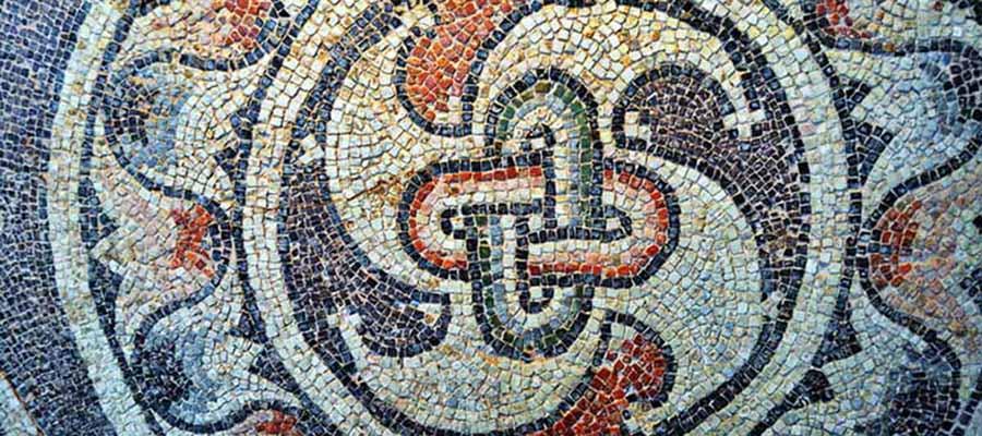 Zeugma Mozaik Müzesi - Havuz Mozaikleri